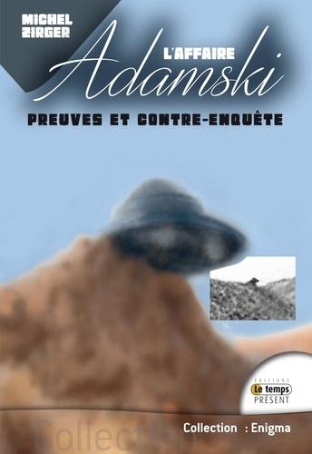 L'affaire Adamski - 9782351854648 - 13,99 €