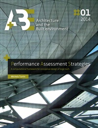 Michela Turrin - Performance Assessment Strategies - A computational framework for conceptual design of large roofs.