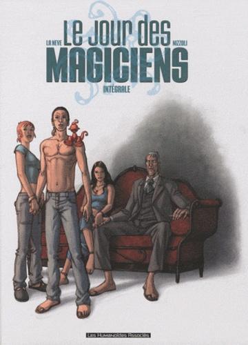 Michelangelo La Neve et Marco Nizzoli - Le jour des magiciens  : L'intégrale.