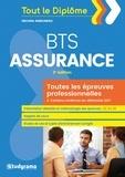 Michèle Amelineau - BTS assurance : toutes les épreuves professionnelles.