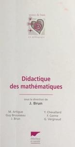 Michèle Artigue et Guy Brousseau - Didactique des mathématiques.