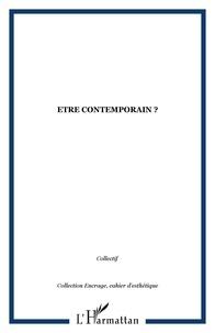 Michèle Atchadé - Encrages. - 3, Etre contemporain?.