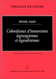 Michèle Audin - Cobordismes d'immersions lagrangiennes et legendriennes.