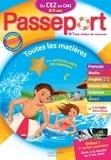 Michèle Bacon et Jean-Etienne Hérété - Passeport du CE2 au CM1 - 8/9 ans.