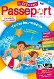 Michèle Bacon et Jean-Etienne Hérété - Passeport Toutes les matières du CE2 au CM1 - Avec des autocollants récompenses.