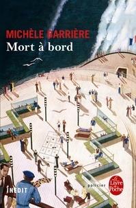 Michèle Barrière - Mort à bord.
