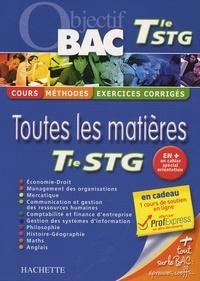 Michèle Batana - Toutes les matières Tle STG.
