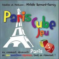 Michèle Bernard-Favray - Paris cube.