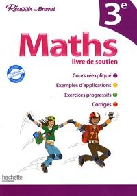 Openwetlab.it Maths 3e - Livre de soutien Image