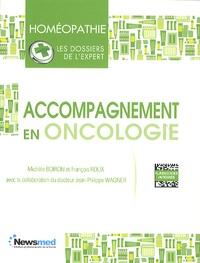 Michèle Boiron et François Roux - Accompagnement en oncologie.