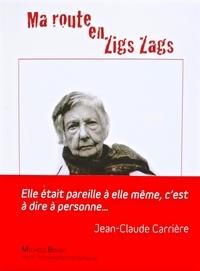 Michèle Brabo - Ma route en Zigs Zags.