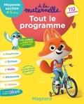 Michèle Brossier - Tout le programme MS 4-5 ans à la maternelle.