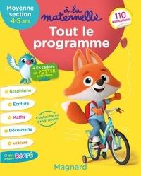 Téléchargements gratuits de livres électroniques populaires pour kindle Tout le programme MS 4-5 ans à la maternelle 9782210761810 in French DJVU MOBI