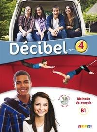 Michèle Butzbach et Carmen Martin - Décibel 4 B1. 1 DVD + 1 CD audio