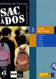 Michèle Butzbach et R Fache - Sac à dos niveau 3 - Livre de l'élève. 2 CD audio