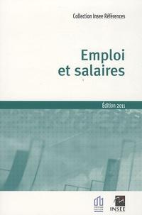 Michèle Casaccia - Emploi et salaires.