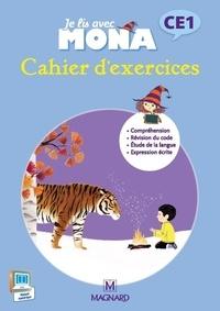 Michèle Charbonnier et Nathalie Chatry - Cahier d'exercices CE1.