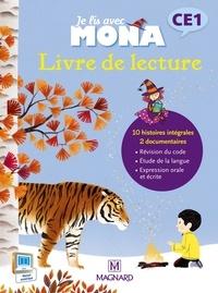 Michèle Charbonnier et Joël Garnier - Livre de lecture CE1.