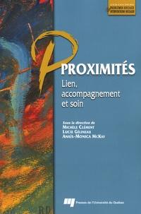 Michèle Clément et Lucie Gelineau - Proximités - Lien, accompagnement et soin.