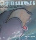 Michèle Cohen et Florence Gendre - Les baleines.