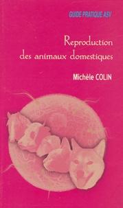 Michèle Colin - Reproduction  des animaux domestiques.