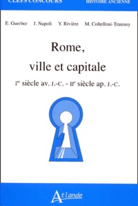 Alixetmika.fr Rome, ville et capitale. - 1er siècle avant J-C - IIème siècle après J-C Image
