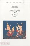 Michèle Conjeaud et Wanee Pooput - Pratique du thaï - Volume 2. 1 CD audio