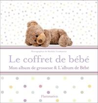 Michèle Constantini - Le coffret de bébé - Coffret en 2 volumes : Mon album de grossesse ; L'album de bébé.