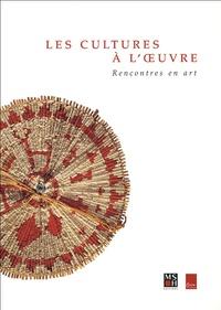 Michèle Coquet et Brigitte Derlon - Les cultures à l'oeuvre - Rencontres en art.