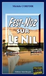 Michèle Corfdir - Fest-Noz sur le Nil.