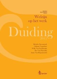 Michèle Deconynck et  Othmar Vanachter - Duiding Welzijn op het werk - Publieke en private sector - Tweede bijgewerkte editie.