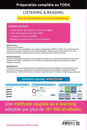 200% TOEIC. Listening & reading, Préparation complète, Enrichi par le e-learning  Edition 2020