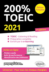 Michele Dickinson et Mick Byrne - 200% TOEIC - Listening & reading, Préparation complète, Enrichi par le e-learning.