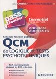 Michèle Eckenschwiller et Valérie Béal - QCM de logique et tests psychotechniques.