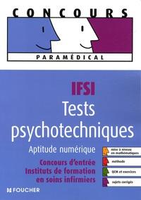 Accentsonline.fr Tests psychotechniques IFSI - Aptitude numérique Image