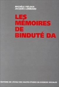 Michèle Fiéloux et Jacques Lombard - Les mémoires de Binduté Da.