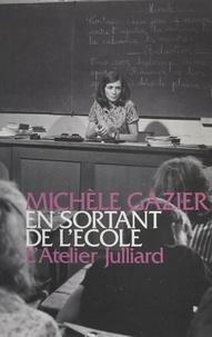 Michèle Gazier et Jean Vautrin - En sortant de l'école.