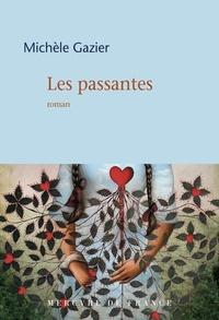 Michèle Gazier - Les passantes.
