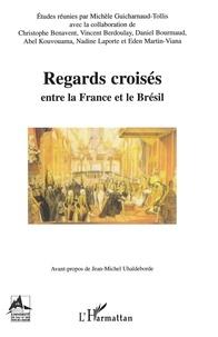 Michèle Guicharnaud-Tollis et Christophe Benavent - Regards croisés entre la France et le Brésil.