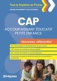 Michèle Guilleminot et Lisa Thouzeau - CAP Accompagnant éducatif petite enfance - Nouveau référentiel.