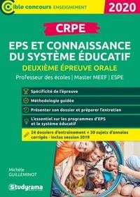 Michèle Guilleminot - CRPE Deuxième épreuve orale : EPS et connaissance du système éducatif.