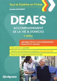 Michèle Guilleminot - DEAES Accompagnement de la vie à domicile.