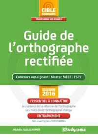 Accentsonline.fr Guide de l'orthographe rectifiée - Toute la réforme décryptée! Image