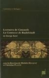 Michèle Hecquet et Christine Planté - Lectures de Consuelo - La Comtesse de Rudolstadt de George Sand.