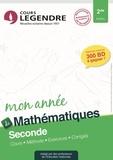 Michele Klein - Mathématiques 2de - Cours, méthode, exercices, corrigés.