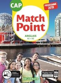 Michèle Lapalme - Anglais CAP A1>A2 Match Point - Pochette élève.