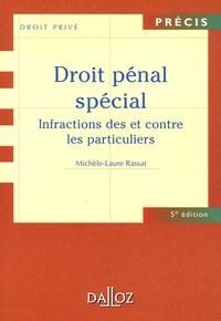 Droit pénal spécial - Infractions des et contre les particuliers, édition 2006.pdf