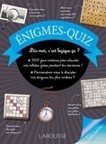 Michèle Lecreux et Eric Berger - Enigmes-quiz.