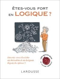 Michèle Lecreux - Etes-vous fort en logique ?.