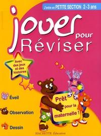 Deedr.fr J'entre en Petite Section de Maternelle Image
